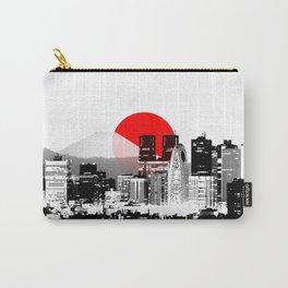 Modern Japan - Tokyo - Shinjuku Carry-All Pouch