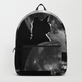 Lunar cat Backpack