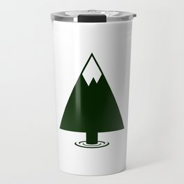Pine Mountain Lake Travel Mug