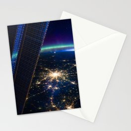 Moscow, Russia from ISS-30 Stationery Cards