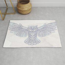 Ethnic Owl Rug