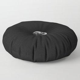 Vintage Moon Floor Pillow