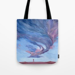 """Clouds #3"" Tote Bag"