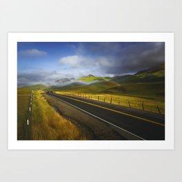 Sutter Buttes California Photography Art Print