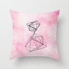Where Love Begins Throw Pillow