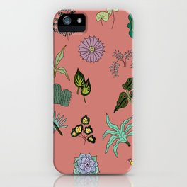 Herbarium iPhone Case