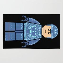 Tron Lego Rug