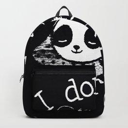 Panda #4 Backpack