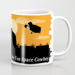 Serenity X Bebop Coffee Mug
