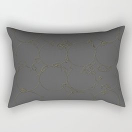 Ronde Rectangular Pillow