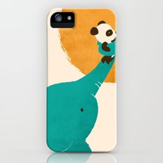 Panda's Little Helper iPhone (5, 5s) Slim Case