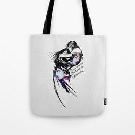 I promise - Rinoa and Squall Tote Bag