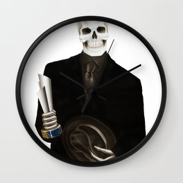 "DEATH      ""The Planet Earth Awards, Beyond Superstition"" Wall Clock"