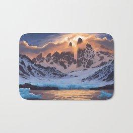 Arctic Pass Bath Mat