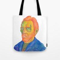van Tote Bags featuring Van  Gogh by gunberk