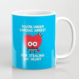 Aww Enforcement Coffee Mug