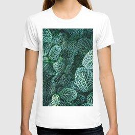 Leaves by Samuel Zeller T-shirt