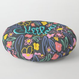Keep Growing Floor Pillow
