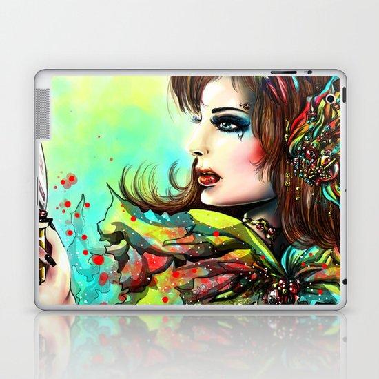 VICTIM Laptop & iPad Skin