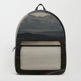Crazy Mountains Sunrise Backpack