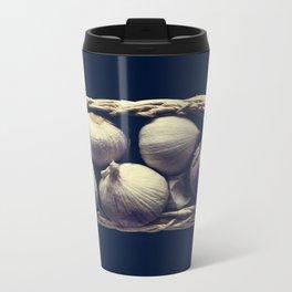 Garlic Metal Travel Mug