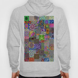 Psychedelic Montage Hoody