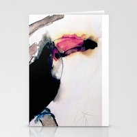 toucan Stationery Cards featuring toucan by Kay Weber