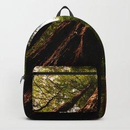 Redwood Tree Tops Backpack