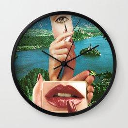 Self Creation Wall Clock