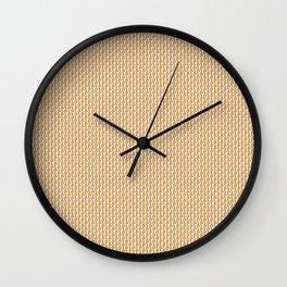 Pear fruit pattern Wall Clock