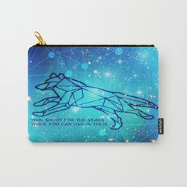 Livin in the Stars Carry-All Pouch