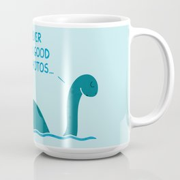 Monster Issues - Nessie  Coffee Mug
