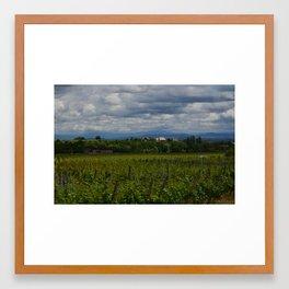 Colmar, France Framed Art Print