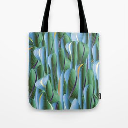 Another Green World Tote Bag