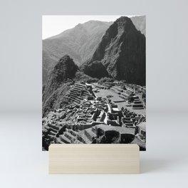 Machu Picchu v.2 Mini Art Print