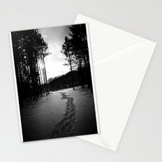 Home Before Dark Stationery Cards