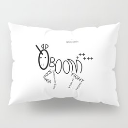 QNICORN (Q unicorn) Pillow Sham