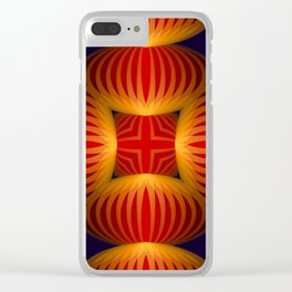 Hearth, 2190f Clear iPhone Case
