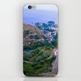 Sicily iPhone Skin