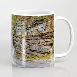 Smoky Mountain Tunnel Coffee Mug