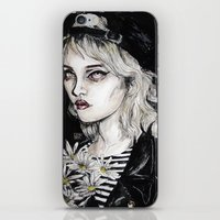 sky ferreira iPhone & iPod Skins featuring Sky ferreira no………………………..11 by Lucas David