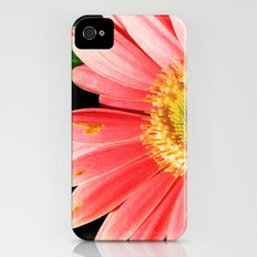 Flower iPhone (4, 4s) Slim Case