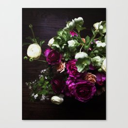 Still Life Yves Piaget Canvas Print