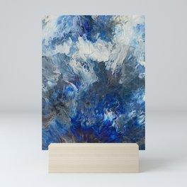 Wave Explosion Mini Art Print