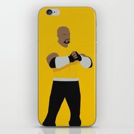 Luke Cage iPhone Skin