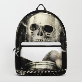 Confronting Death Backpack