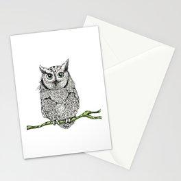 owl elders Stationery Cards