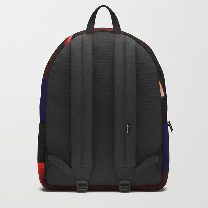 Bar Codes Backpack