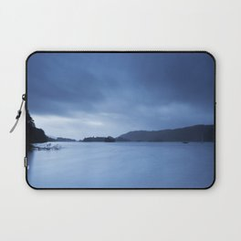 Sky over Lake Windermere. Low Millerground, Windermere, Lake District, UK in Autumn Laptop Sleeve