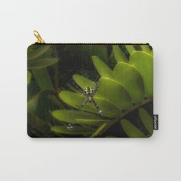 Tropical spider Carry-All Pouch